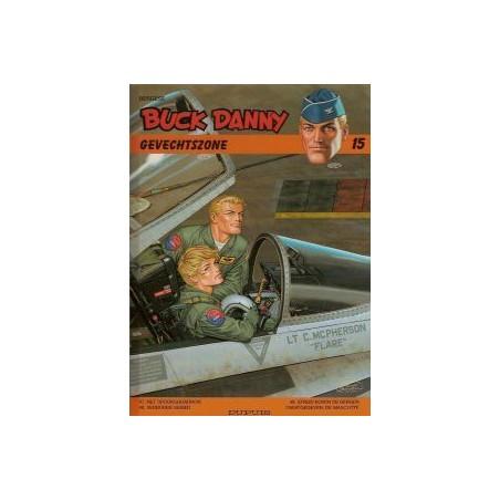 Buck Danny Speciaal 15 Gevechtszone HC 1e druk 2001