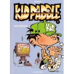Kid Paddle 01 Spelbrekers