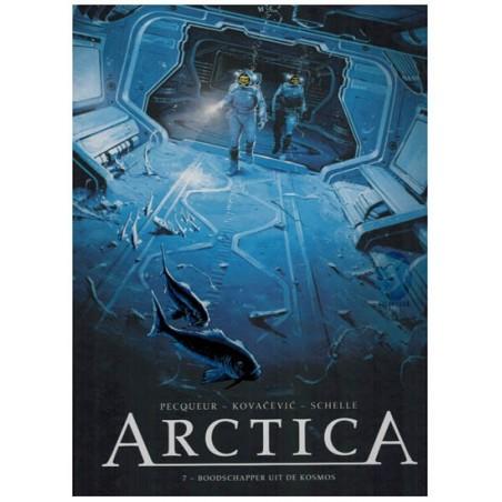 Arctica  07 HC Boodschapper uit de kosmos
