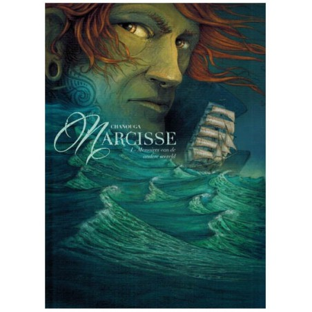 Narcisse HC set deel 1 & 2 1e drukken 2015-2016