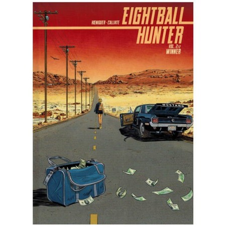 Eightball hunter HC 02 1e druk 2015
