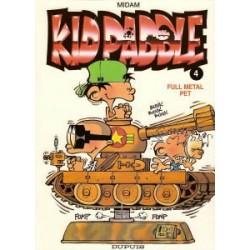 Kid Paddle 04 Full metal pet