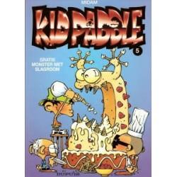 Kid Paddle 05 Gratis monster met slagroom