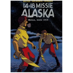 14-18 Missie Alaska 02 HC Melun, lente 2015