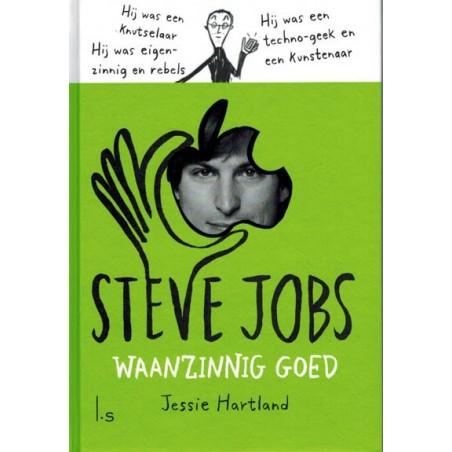 Hartland strips Steve Jobs – Waanzinnig goed, de grafische biografie