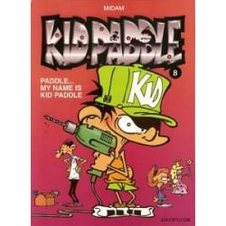 Kid Paddle 08 Paddle… My name is Kid Paddle