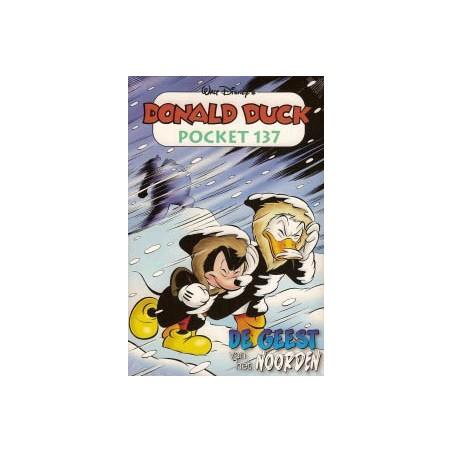 Donald Duck Pocket 137<br>De geest van het Noorden