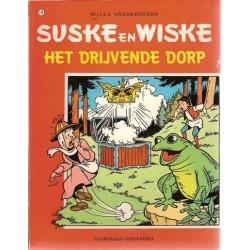 Suske & Wiske 173 Het drijvende dorp 1e druk 1979
