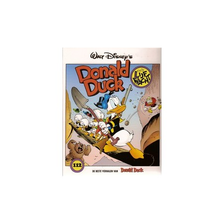 Donald Duck beste verhalen 112 Als lijfwacht herdruk
