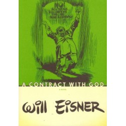 Eisner Contract with God SC reprint 2006