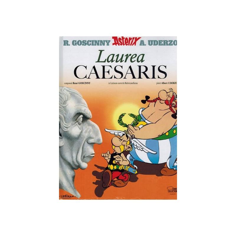 Asterix  Latijn 24 Laurea Caesaris (De lauwerkrans van Caesar)