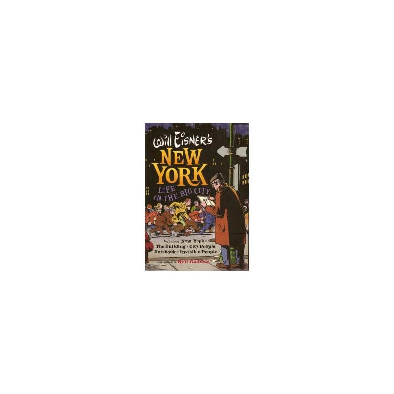 Eisner New York Life in the Big City HC first pr. 2006