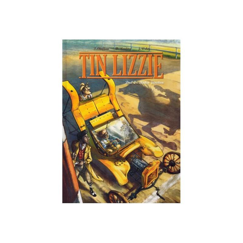 Tin Lizzie HC set deel 1 & 2 1e drukken 2015