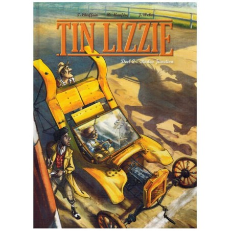 Tin Lizzie 02 HC Rodeo Junction