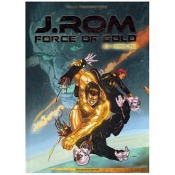 Suske & Wiske  J. Rom Force of gold HC 03 Verblind (Jerom)