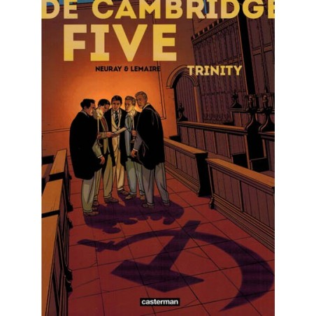 Cambridge Five 01 Trinity