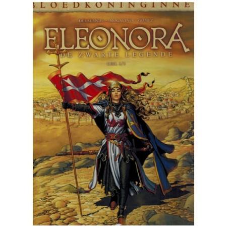 Bloedkoninginnen 1.3 HC Eleonora  De zwarte legende deel 3 (van 3)
