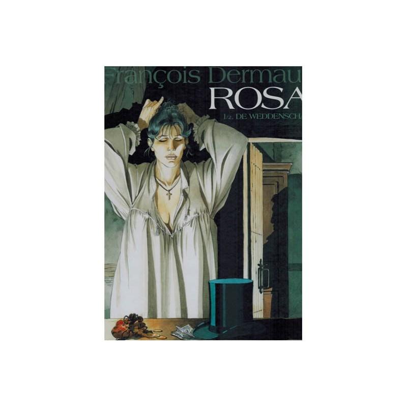 Rosa set HC deel 1 & 2 1e drukken 2015-2019