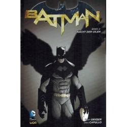 Batman  NL HC 02 Nacht der uilen