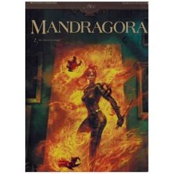 Mandragora 02 HC De duistere kant (Collectie 1800)