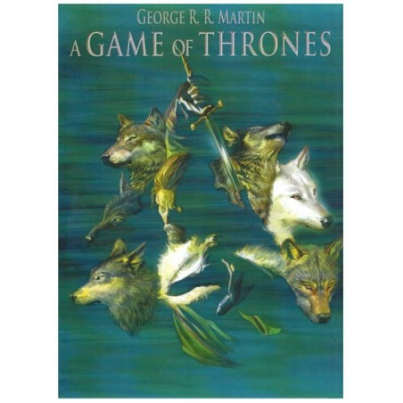 Game of thrones box set 12 albums in 3 luxe cassettes  (naar George R. R. Martin)