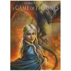 Game of thrones box III deel 9 t/m 12 in luxe cassette (naar George R. R. Martin)