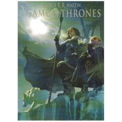 Game of thrones box II deel 5 t/m 8 in luxe cassette (naar George R. R. Martin)