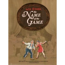 Eisner The Name of the game HC first pinting 2001