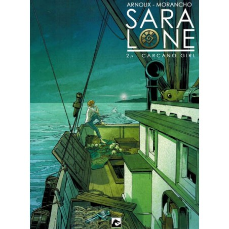 Sara Lone 02 Carcano girl