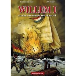 Eureducation 10  Willem I Koning van Nederland en Belgie