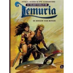 Lemuria, de verloren verhalen van HC 01 De bergen van Moran