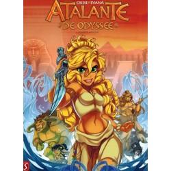 Atalante  Odyssee 02 De eerste wedloop
