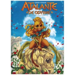 Atalante  Odyssee HC 01 Ramses de onverschrokkene
