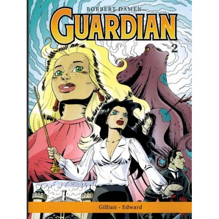 Guardian HC 02 Gillian – Edward