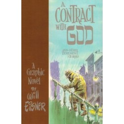 Eisner A Contract with God SC second printing 1986
