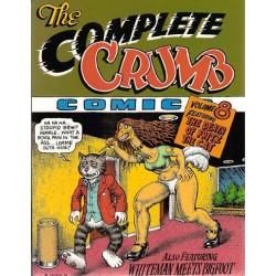 Crumb  strips The complete Crumb Comics 08 The death of Fritz the Cat Engelstalig