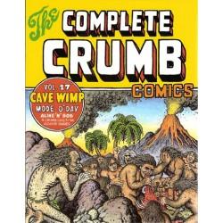 Crumb  strips The complete Crumb Comics 17 Cave Whimp Engelstalig