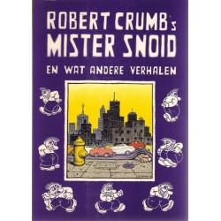 Crumb strips Mister Snoid 1e druk 1980