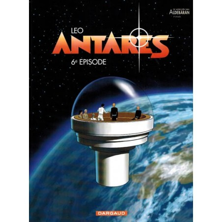 Aldebaran  III Antares 06