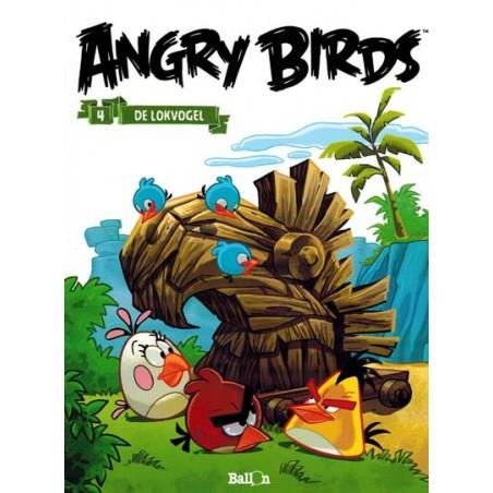 Angry birds 04 De lokvogel