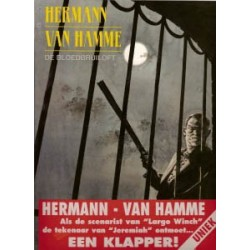 Hermann Bloedbruiloft SC 1e druk 2000 met sticker