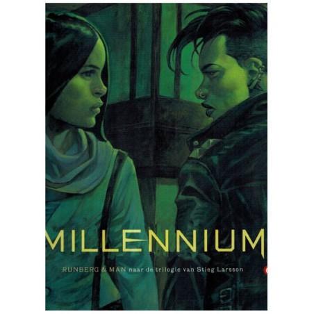 Millennium D06 Gerechtigheid II (Stieg Larsson)