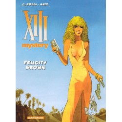 XIII  Mystery 09 Felicity Brown