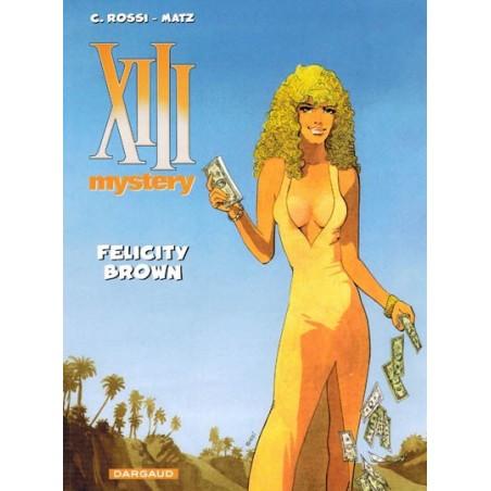 XIII Mystery HC 09 Felicity Brown 1e druk 2015