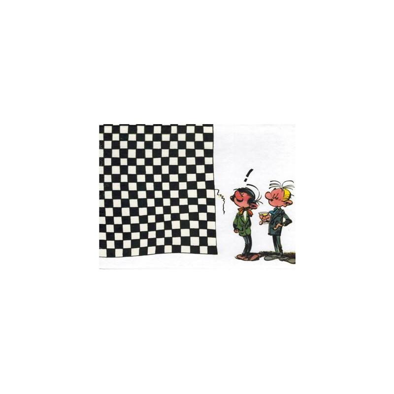 Guust Flater   box 5 deeltje HC facsimile oblong in luxe cassette