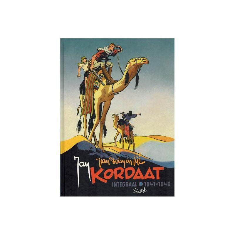 Jan Kordaat  integraal 01 HC 1941-1946