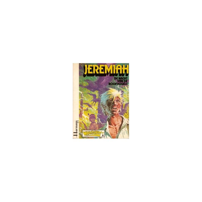 Jeremiah 01 - De nacht van de roofvogels 1e druk 1979