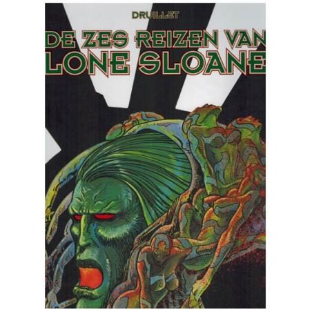 Lone Sloane  HC 01 De zes reizen van Lone Sloane