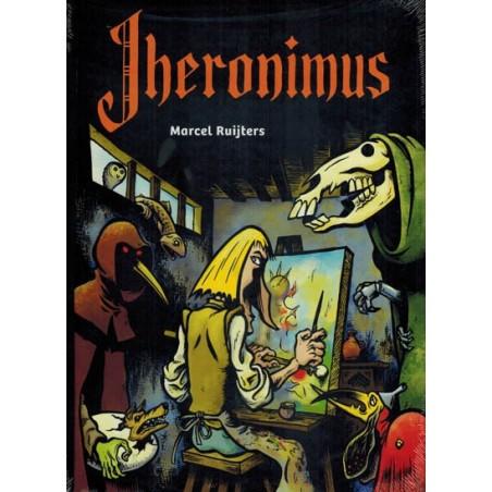 Ruijters strips HC Jheronimus