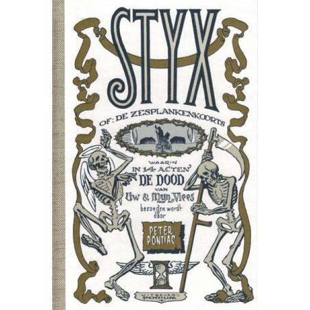 Pontiac  strips HC Styx of: de zesplankenkoorts